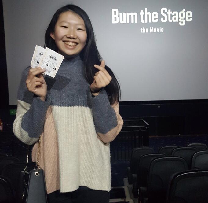 burn the stage tickets winner