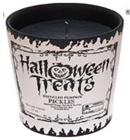 Thompson Ferrier Black Halloween Treats Candle