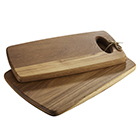 Home Oak Chopping Boards x2