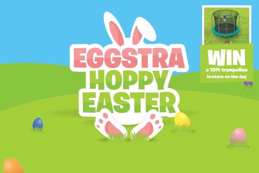eggstra happy easter