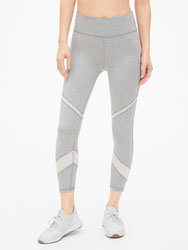 GapFit Mesh Spliced 7/8 Leggings in Organic Cotton